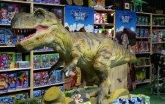 Pagrindinės žaislų mugės Niujorke tendencijos: kolekcionavimas ir technologijos