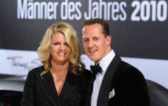 Corinna ir Michaelas Schumacheriai