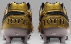 Nike Tiempo Totti X Roma bateliai / Foto: Nike