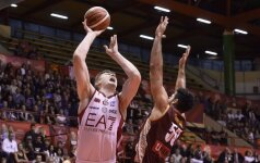 A. Gudaitis su Milano komanda triumfavo Italijos Supertaurės finale