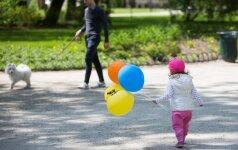 Apklausa: pusė lietuvių drausmintų smurtautoją prieš vaiką