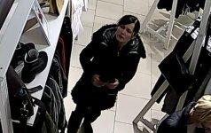 Policija ieško moters, kuri batus nusipirko už suvenyrinę 500 eurų kupiūrą ir dar gavo 450 eurų grąžos