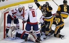 NHL: Capitals - Penguins