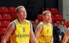 """""""Ventspils"""" klubas vejasi Baltijos krepšinio lygos Elito diviziono lyderį"""
