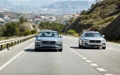 Volvo S90 ir V90