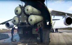 Rusijai – nauji kaltinimai dėl Sirijos