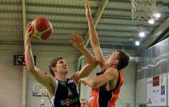 Startavo 14-as Lietuvos studentų krepšinio lygos sezonas