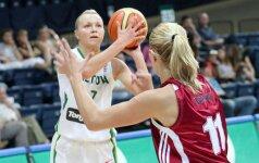 """Rusijos moterų krepšinio lygoje - """"lietuviškų"""" klubų pergalės"""