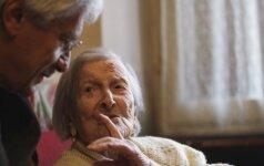 Seniausia pasaulyje moteris Emma Morano
