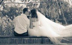 Kraupi statistika: kiek porų per 2014-ųjų pirmąjį pusmetį susituokė ir išsiskyrė