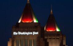 """""""Amazon"""" steigėjas įsigijo didžiausią namą Vašingtone"""