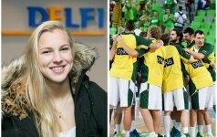 Metų šalies sportininke tapo R. Meilutytė, metų komanda – Lietuvos krepšinio rinktinė