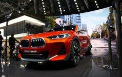 Koncepcinis BMW X2