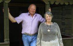 Romantiškas senovės dvelksmas šiuolaikiškoje kaimo turizmo sodyboje