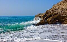 Po keleto metų gersime jūros vandenį