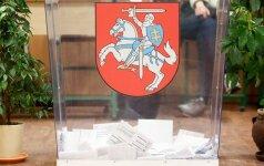 Į Seimą kandidatuoja kone kas antras didmiesčių tarybų narys