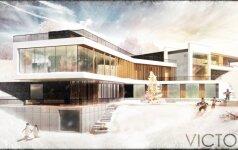 Ar reikia lietuviams 1000 kv.m. dydžio individualaus gyvenamojo namo?