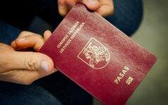 Siūloma įteisinti dvigubą pilietybę