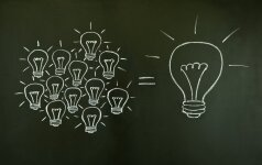 10 faktų apie energiją taupančias lemputes
