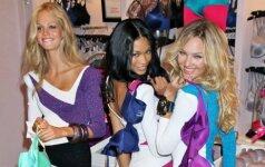 """Gundančias formas """"Victoria's Secret"""" modeliai pademonstravo seksualioje fotosesijoje (FOTO)"""