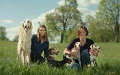 Draugystės pamatas – socialiniai tinklai, šunys ir žygiai