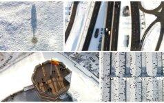 Lietuvio nuotraukos stebina pasaulį: sunku atsigėrėti Lietuvos žiema