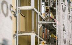Sausį renovuota per pusšimtį daugiabučių: kur renovacija vyksta sparčiausiai?