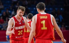 Klasiškai žaidę rusai nulėmė galutinę Lietuvos rinktinės poziciją