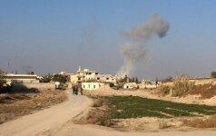 JT Saugumo Taryba reikalauja saugoti karo zonose esančias ligonines