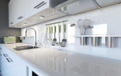 Kaip palaikyti tvarką virtuvėje?