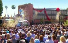 Scientologai tiesas skleis iš naujos didžiulės TV studijos