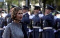 Estijos Prezidentė: į Astravo elektrinės kainą neįtraukta daug veiksnių