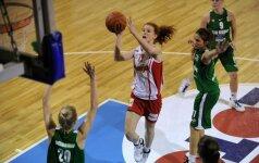 Lietuvos 16-metės į Europos čempionatą išvyksta geros nuotaikos