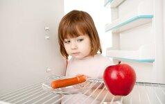 10 auksinių mitybos patarimų, kad vaikai augtų sveiki