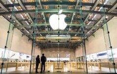 """JAV: EK sprendimas dėl """"Apple"""" gali """"pakirsti"""" JAV ir ES ekonominę partnerystę"""
