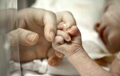 Mano gimdymo istorija: euforiją staiga pakeitė baimė