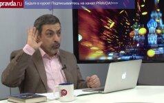 Iššifruoti Rusiją: garsiausias astrologas transliuoja apokaliptines nuotaikas