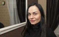 Sandra Kniazevičiūtė (Lauros Kondratės nuotrauka)