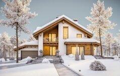 Būsto dalis, kuri pirmoji pasitiks svečius ne tik per Kalėdas