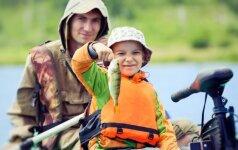 Psichologė: kad vaiko vidinis pasaulis būtų tvirtas, jam reikia abiejų tėvų