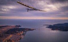 Solar Impulse 2 San Franciske