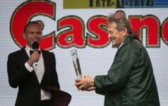 Pagerbtas LKL vaizdo metraštininkas V. Mačiulis pasiūlė apdovanoti ir geriausius žurnalistus