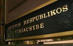 Vyriausybės kanceliarijos reformą stebi įsteigta darbuotojų profsąjunga