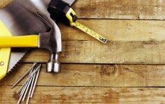 Elementarūs būdai, kaip sutaupyti atliekant namų remontą