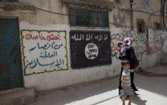 Rusijoje nukauti su IS susiję asmenys, planavę žudyti religinius veikėjus