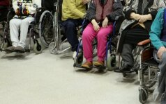 Kas antram Lietuvos gyventojui dėl sveikatos kyla sunkumų dalyvauti kasdienėje veikloje