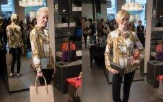 Stilistės pasiūlymai, kaip tą pačią aprangą pritaikyti ir dienai, ir vakarui