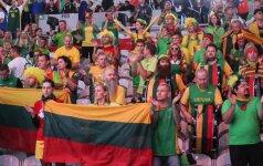 Norėsite stebėti Lietuvos rinktinės kovas Rio? Teks pakovoti su miegu