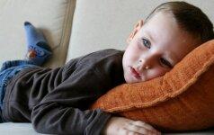 Testas: ar Jūsų vaikas jautruolis?