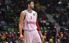"""Didžiulį pranašumą iššvaisčiusi """"Baskonia"""" vis dėlto palaužė Stambulo ekipą"""